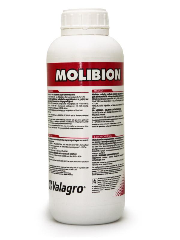 молибион инструкция
